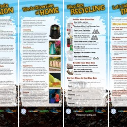 Waste Diversion Displays