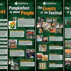 Pumpkinfest Displays