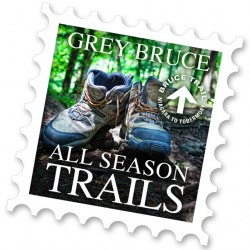 Regional Tourism Trails Stamp